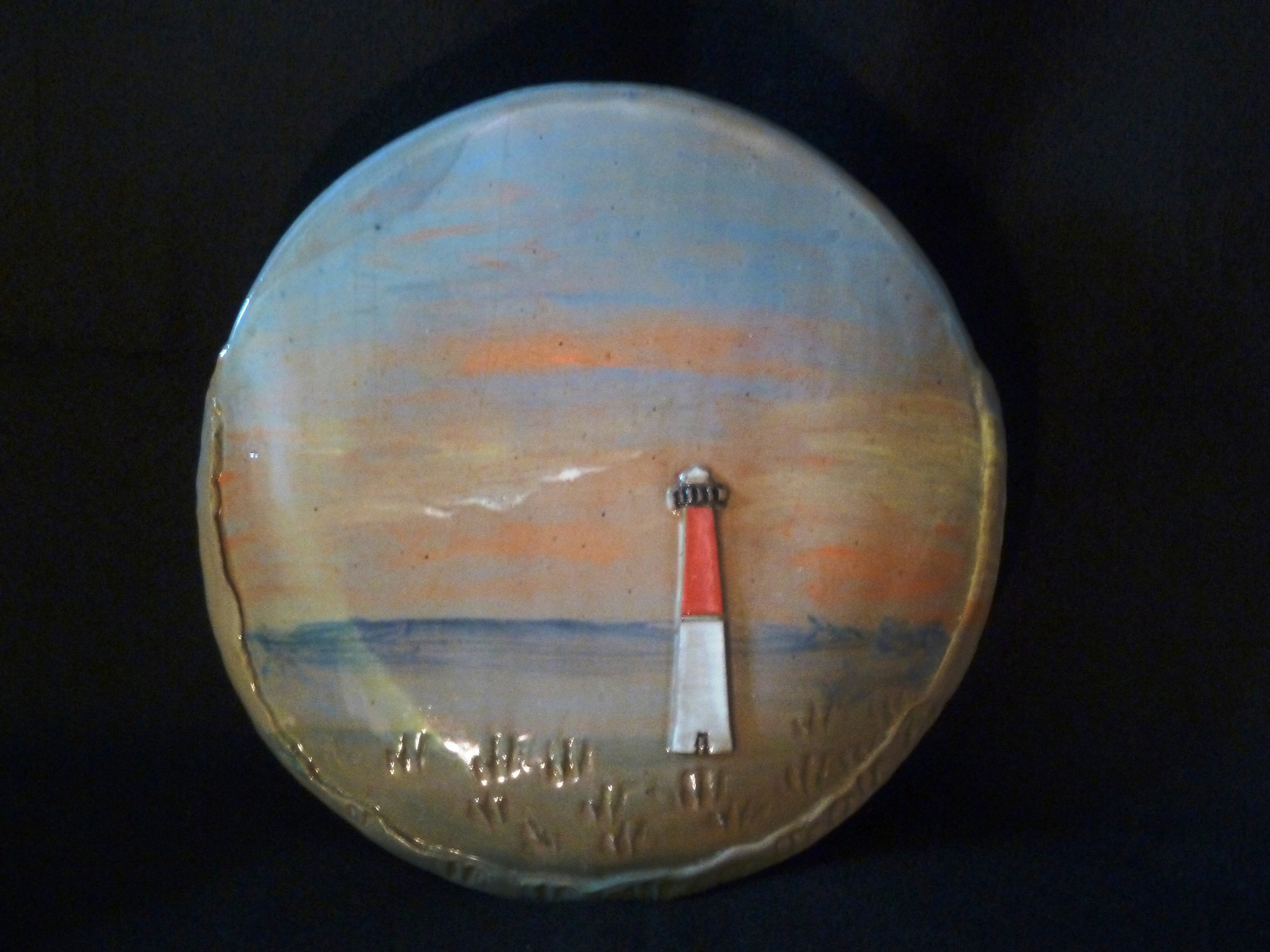Wall Pocket Lighthouse: $50